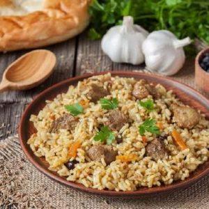 Фирменные блюда Азербайджанской кухни